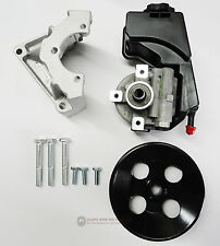 10-12 LS3 6.2L Camaro PS Power Steering Pump Conversion for Electric Steering