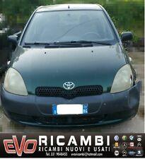 Tutti i ricambi per Toyota Yaris 1.0 Benzina (LEGGERE ATTENTAMENTE IL TESTO)