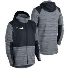 NWT Men's Nike THERMA WINTERIZED DRI-FIT BASKETBALL JACKET Hoodie AQ4165 010