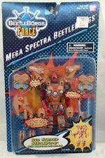 Beetleborgs Force - Mega Spectra Red Striker Beetleborg (MOC) By Bandai B-Force