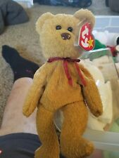 Ty Beanie baby Curly the Bear New with tags