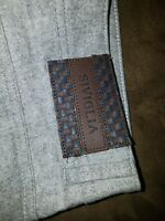 SIVIGLIA Luxury Fashion Mens made in ITALY size 36x34. 100% wool