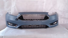2015 2016 2017 15 16 17 FORD FOCUS FRONT BUMPER COVER GRILL GRILLE FOG LIGHTS