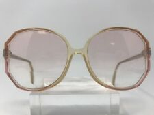 Metzler Eyeglasses 5840 632 56-16-135 Translucent Gold/Rose Gold Germany L686