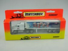 CY-027A Mack CH600 Container Truck PEPSI - 27510 Matchbox Convoys