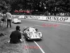 Mairesse & Muller Scuderia Filipinetti Ferrari 365 P2 Le Mans 1966 Photograph 2