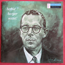 HERBIE HARPER SEXTET CD JAPON