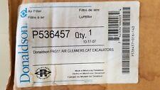 Donaldson P536457, FRG11 air cleaner, cat excavators