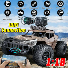 4wd RC Monster Truck Off-road Vehicle 2.4g Remote Control Electric Cars