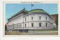Corcoran Art Gallery Washington DC USA Vintage Postcard US022