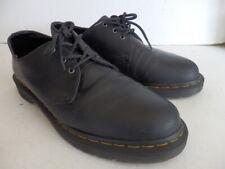 Dr Martens black laced shoes UK 9 EU 43