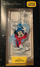 DISNEY PARKS OTTER INK&PAINT MICKEY SORCERER IPHONE 11 PRO  NEW WITH TAGS