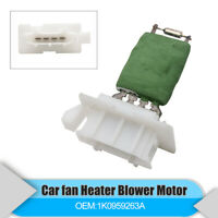Heater/Blower Motor Fan Resistor for VW Golf/Jetta/Golf Plus MK5 MK6 1K0959263A