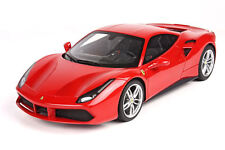 BBR 2015 Ferrari 488 ROSSO CORSA COLOR 322 85th Geneve Motor Show 1:18*IN STOCK!