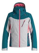 ROXY Women's SASSY Snow Jacket - BSK0 - Medium - NWT