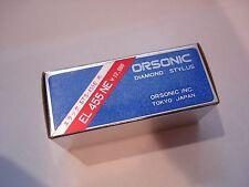Orsonic EL 455 NE diamond stylus for ELAC STS-455E !Extra rare, NOS!