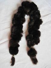 Elégant  écharpe en fourrure de lapin - IDE KDO
