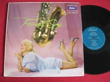 EXOTICA JAZZ CHEESECAKE LP - FRANCK POURCEL'S FRENCH SAX - CAPITOL T10126