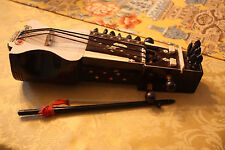 New Handmade Miniature Sarangi with Bow - Indian Musical Instrument