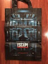 SDCC 2013 ESCAPE PLAN  BIG 20X 30 INCH PROMO BAG RARE - NEW