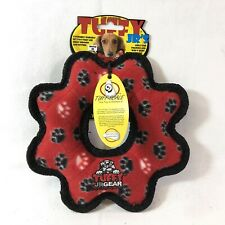 "Original TUFFY Jr Gear Ring Red 8"" Brand New Great Toys Last Longer Than Most"