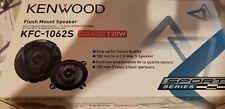 NEW  IN BOX Kenwood Flush Mount Speaker. 4