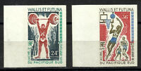 FRANCE WALLIS and FUTUNA Yv 178/9 imperforate MNH - Sports