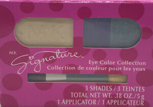 Mary Kay Signature Eye Color Collection ~ Sky Blues ~ GOLDEN, TEAL, VIOLET