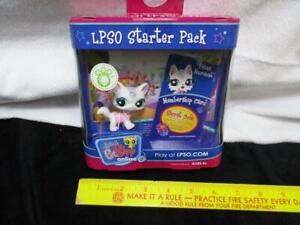 LPSO Littlest Pet Shop LPS #1699 Felina Muchent New in package 2010 Hasbro