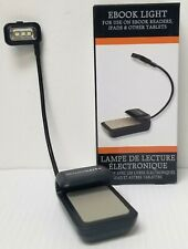 EBook Light, Clip-On Reading Light for Kindle, Ipad, Tablet