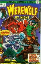 Werewolf by Night # 34 (Don Perlin) (USA, 1975)