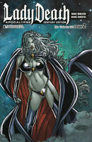 Lady Death Apocalypse #2 Century Epic Edition LTD 100