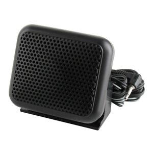 NEW 3.5mm 80 Degree Rotation Mini P600 External Loud Speaker for Yeasu FT-1802M