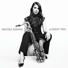 Melissa Aldana - Melissa Aldana and Crash Trio [CD]