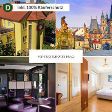 4 Tage Urlaub in Prag im MT-Travelhotel mit Frühstück