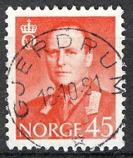 Norway 1958-62, NK 460 Son Gjerdrum 16-10-61 (AK)
