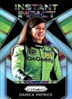 2018 Panini Prizm Racing Silver Prizm Insert Parallel Singles (Pick Your Cards)
