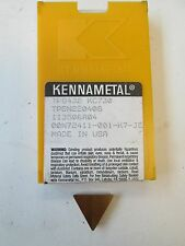 Kennametal - TPG432 KC730 Grade Carbide Turning Insert, MFP# 1183074