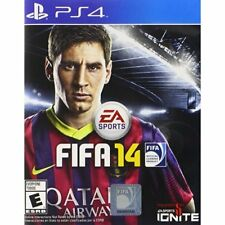FIFA 14 For PlayStation 4 PS4 Soccer Very Good 6E