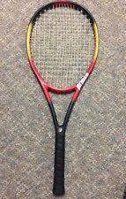 "Prince Precision Equipe Midplus (95) Straight Shaft Tennis Racquet Racket 4 3/8"""