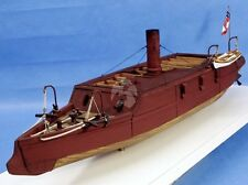 Cottage Industry 1/96 C.S.S. Arkansas Confederate Ironclad in Civil War 96004