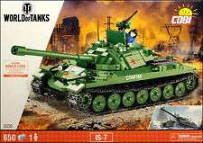 COBI IS-7 (3038) - 650 elem. - World of Tanks - Soviet S-HT prototype