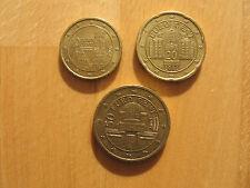50 Cent 2002 In Einzelne Euro Kursmünzen Aus österreich Günstig