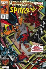 SPIDER-MAN (1990) #35 MAXIMUM CARNAGE PART 4 New Back Issue
