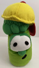 "Veggie Tales Junior Asparagus 13"" Plush Toy CR Gibson Big Ideas Inc Vintage"