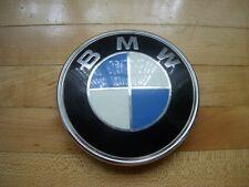 BMW HOOD EMBLEM, Genuine Oem, 3, 5 7 Series