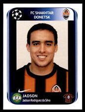 Panini Champions League 2010-2011 Jadson FC Shakhtar Donetsk No. 508