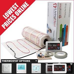 Under Tile Floor Heating Kit + Lifetime Warranty For Electric Underfloor Heating