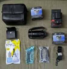 Canon Vixia Hf M500 High Definition Video Camcorder and Accessories