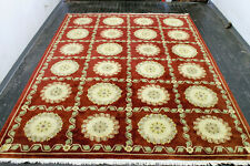 New listing 9X12 Magnificent New 200+Kpsi Hand Knotted Ghazni Wool Contemporary Oriental Rug